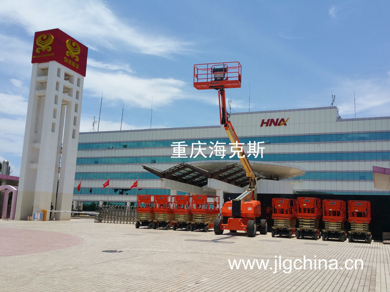 JLG高空作业平台-重庆海克斯