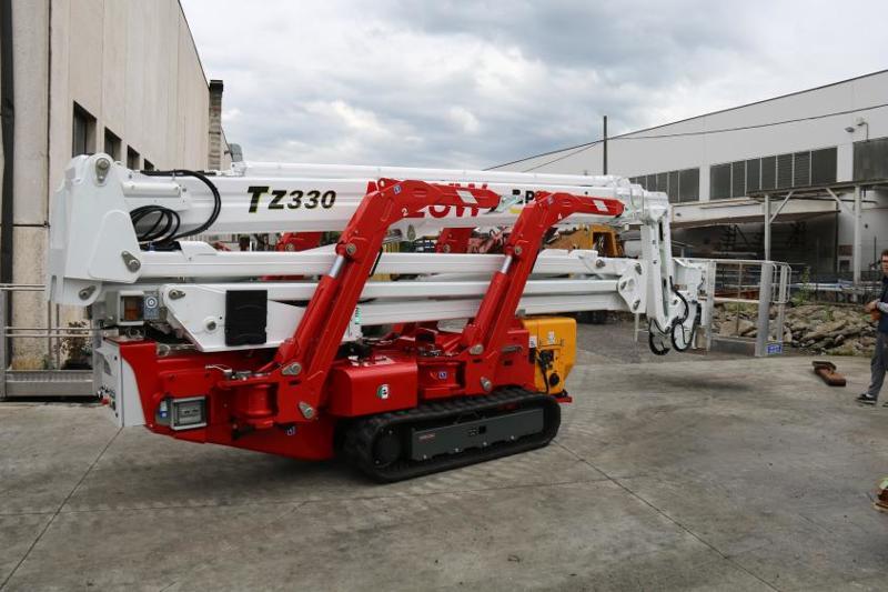 TZ330曲臂式蜘蛛车
